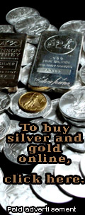 Buying Silver and Gold Online